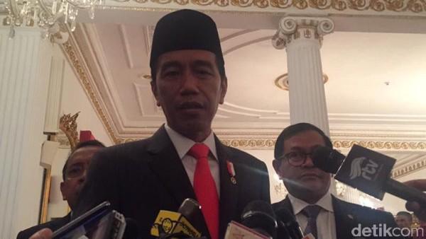 Jokowi ke Menteri Agraria: Kalau Tak Tercapai Target Tahu Sendiri