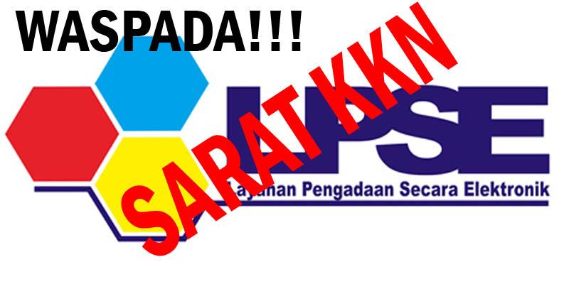 LPSE Padang Diduga Sarat KKN