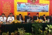 WaliKota Padang Mahyeldi Ansarullah Hadiri Rapat Paripurna Istimewa Hut Kota Padang 349