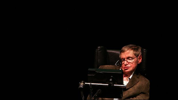 Stephen Hawking Seharusnya Bersyukur, Akal Yang Diberikan Yang Maha Kuasa Jangan Membuat Kufur