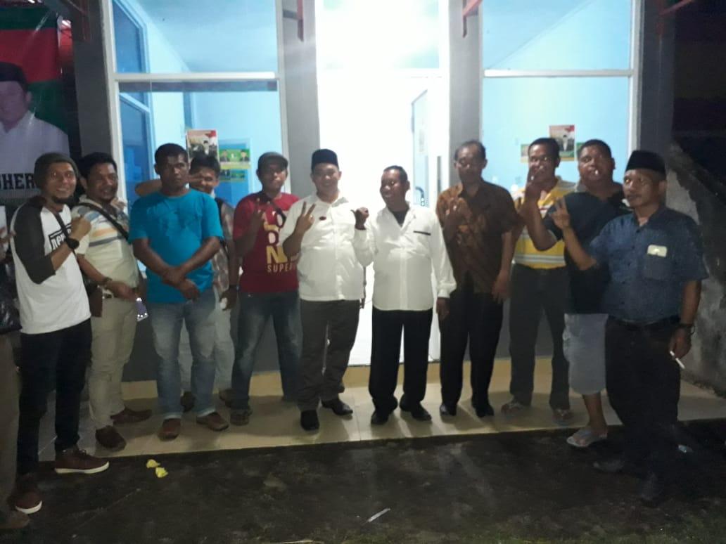 H.Suherman Caleg DPR RI Partai PKB, Temuramah dengan Masyarakat