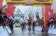 Persaingan Ketat Dalam Perebutan Tiga Jersey Tour de Singkarak 2018  Setelah Etape V