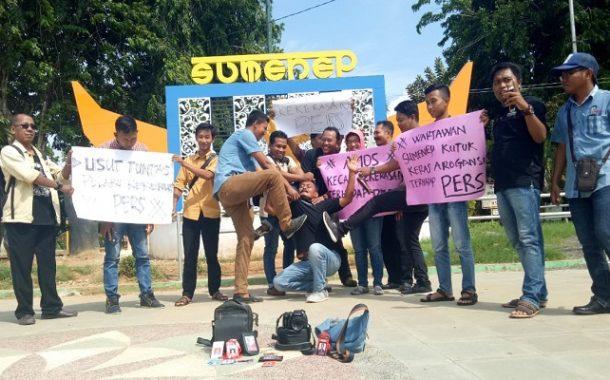 Asosiasi Media Online Sumenep Kutuk Kekerasan Terhadap Jurnalis di Pamekasan