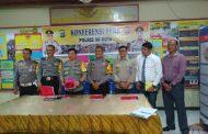 LSM Komunitas Anak Daerah (KOAD): Polres 50 Kota dituntut Profesional Tangangani Kasus Korupsi Di SKPD