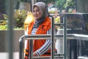 Bupati Bekasi nonaktif Neneng Hassanah Yasin Kembalikan Rp 11miliar