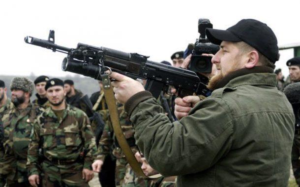 Pemimpin Republik Chechnya, Ramzan Kadyrov mendadak menjadi perhatian dunia
