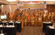 Bimtek Pengadaan Barang dan Jasa di Lingkungan Pemerintah Kota Padang Tahun 2019 di Pangeran Beach Hotel Padang