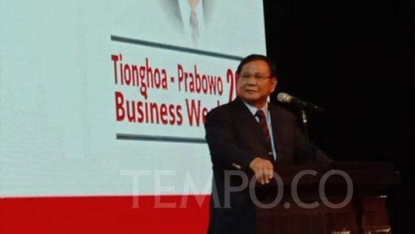 Prabowo bukan Antek Amerika Dan Bukan Pula Antek China